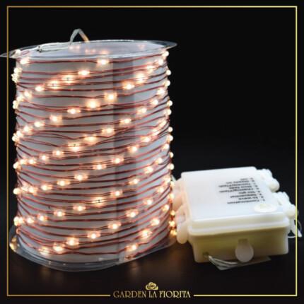 Luminarie A Batterie